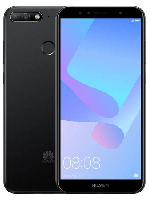 Huawei Y6 Prime 2018 Black CZ/SK Distribuce